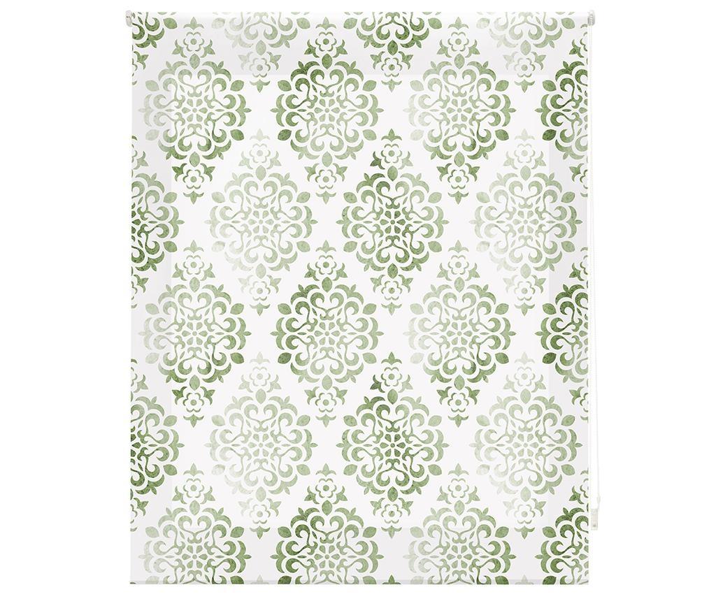 Rolo zastor Toulouse Green 80x180 cm