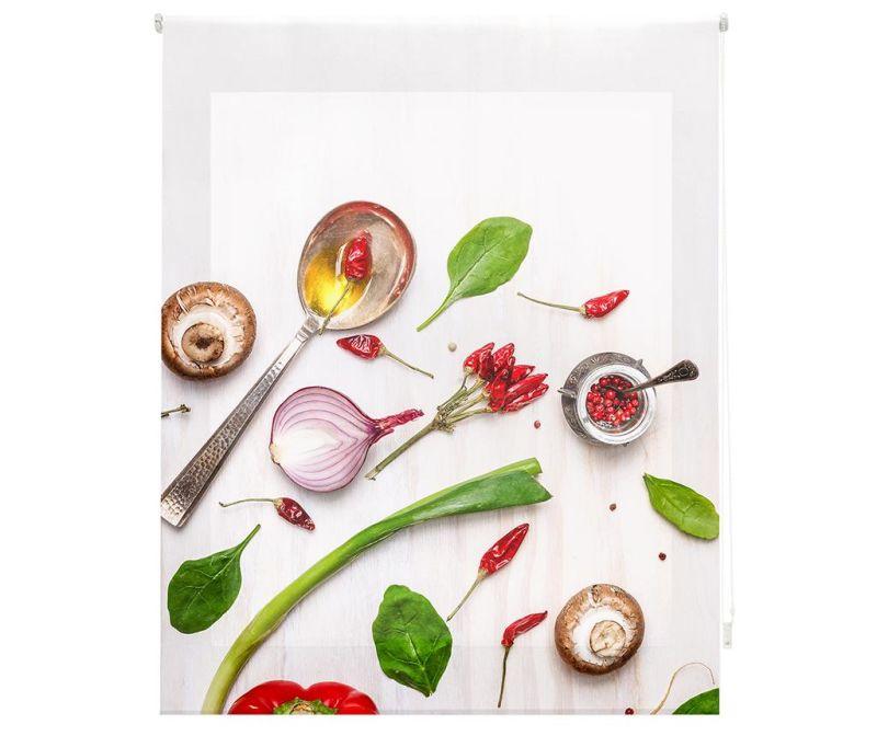 Rolo zavesa Spices & Flavours 120x180 cm