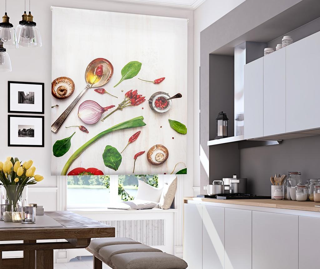 Rolo zavesa Spices & Flavours 100x250 cm