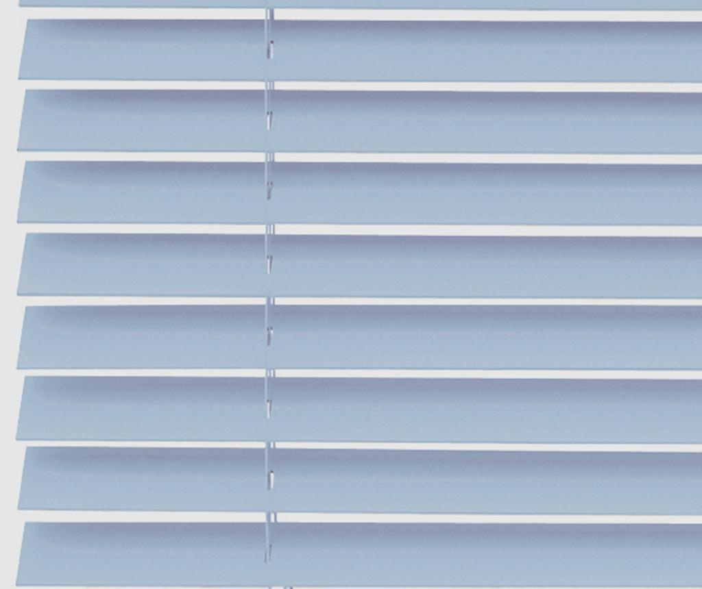 Žaluzina Venetian Aluminum Azul 80x180 cm