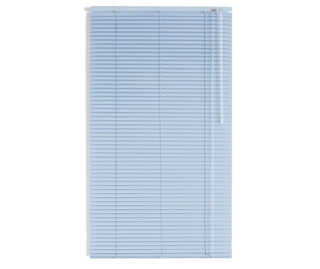 Venetian Aluminum Azul Reluxa 120x180 cm