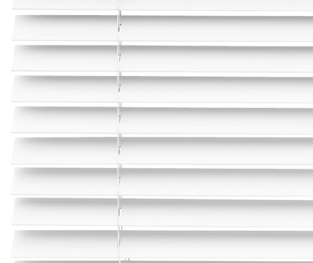 Žaluzina Venetian Aluminum White 80x250 cm