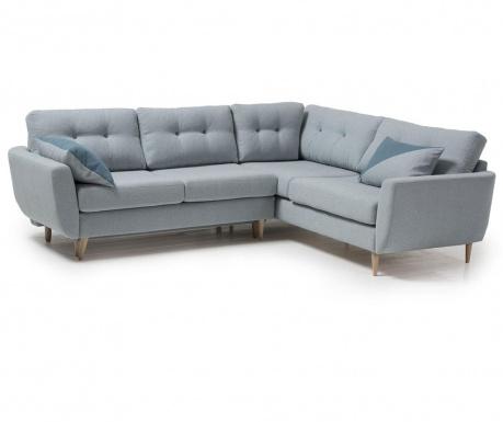Разтегателен десен ъглов диван Harris Mint