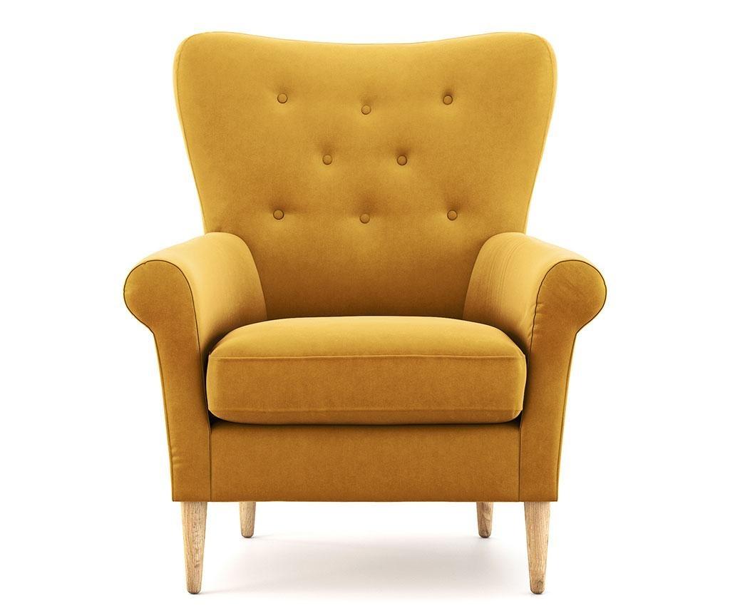 Fotelj Amelie Golden