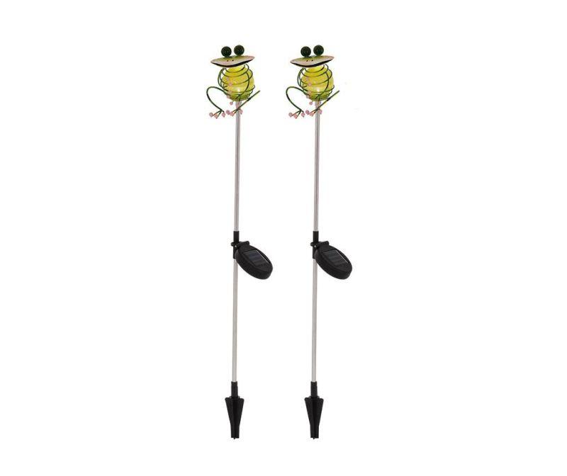 Set 2 solarne svjetiljke Chill Frogs