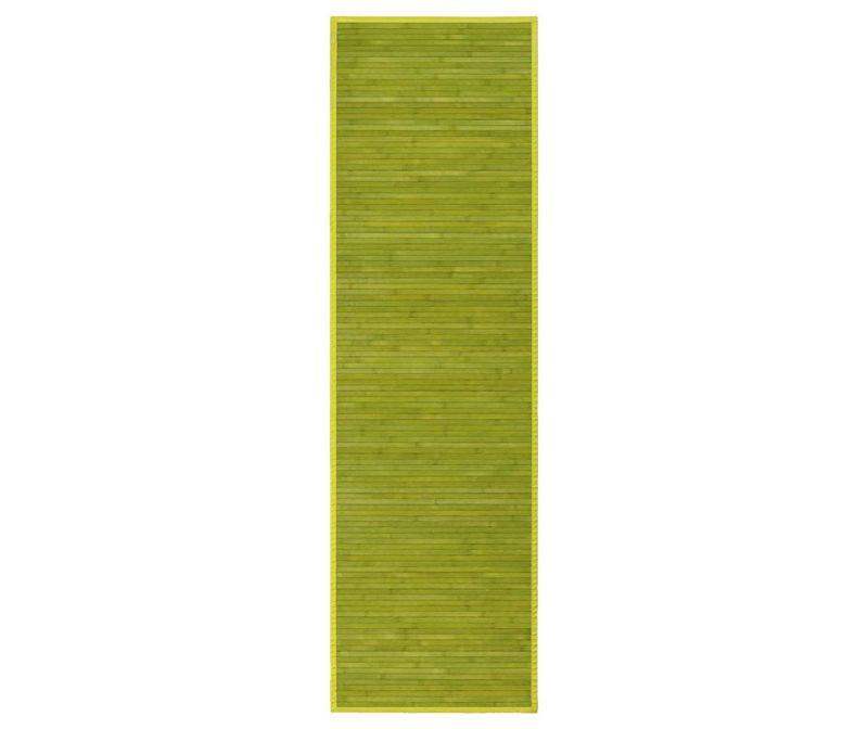 Covor tip pres Mimosa Green 60x200 cm