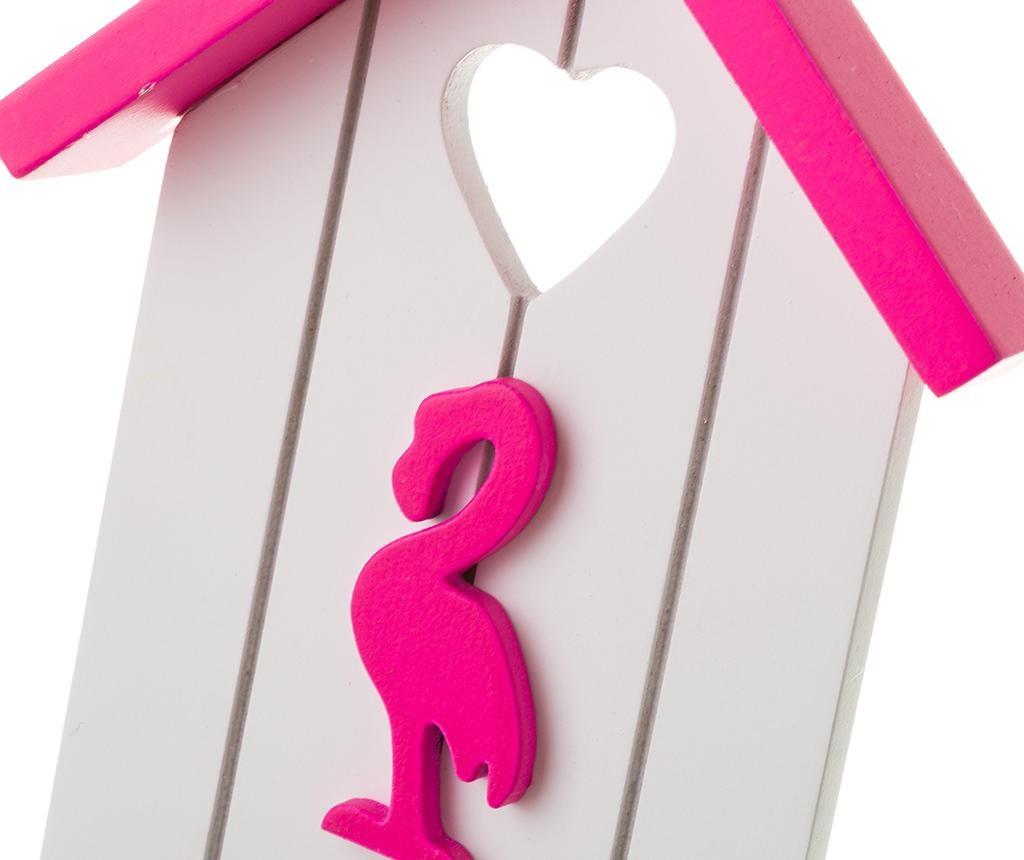 Stojan na sviečku House Flamingo Pink