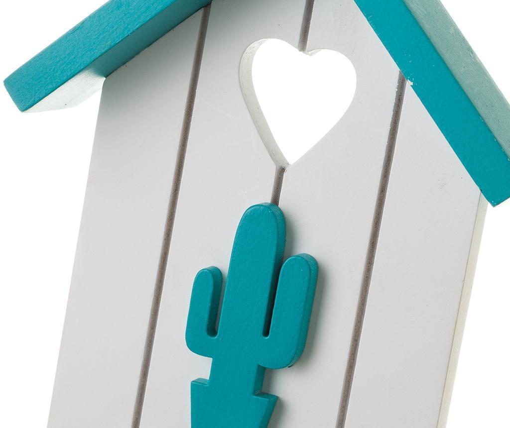 Stojan na sviečku House Cactus Blue
