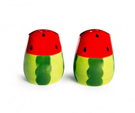 Sada solnička a pepřenka Watermelon
