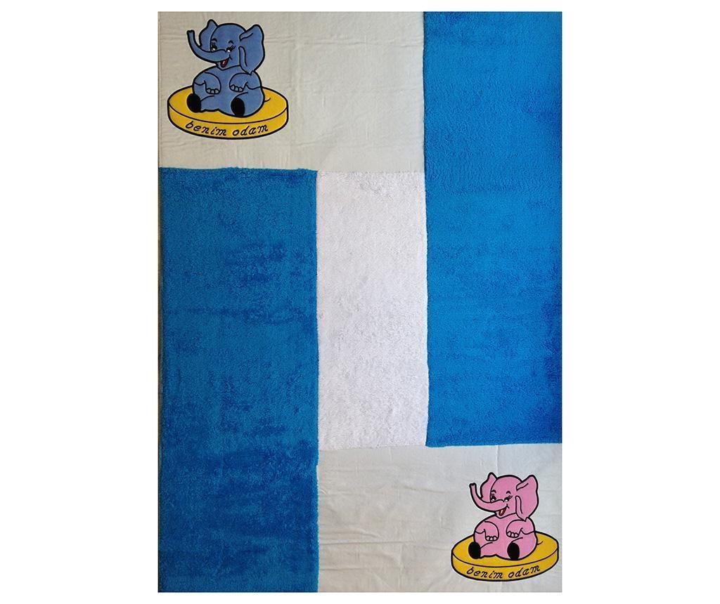 Elephant Játszószőnyeg 100x150 cm
