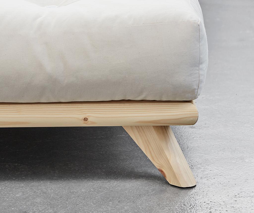 Krevet Senza Natural Bege 180x200 cm