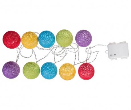 Balls OF Wool Kültéri fényfüzér