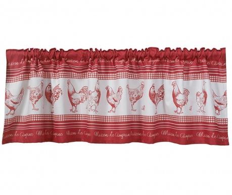 Lambrekin Maison 45x140 cm