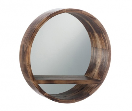 Zrkadlo Bailey Round S