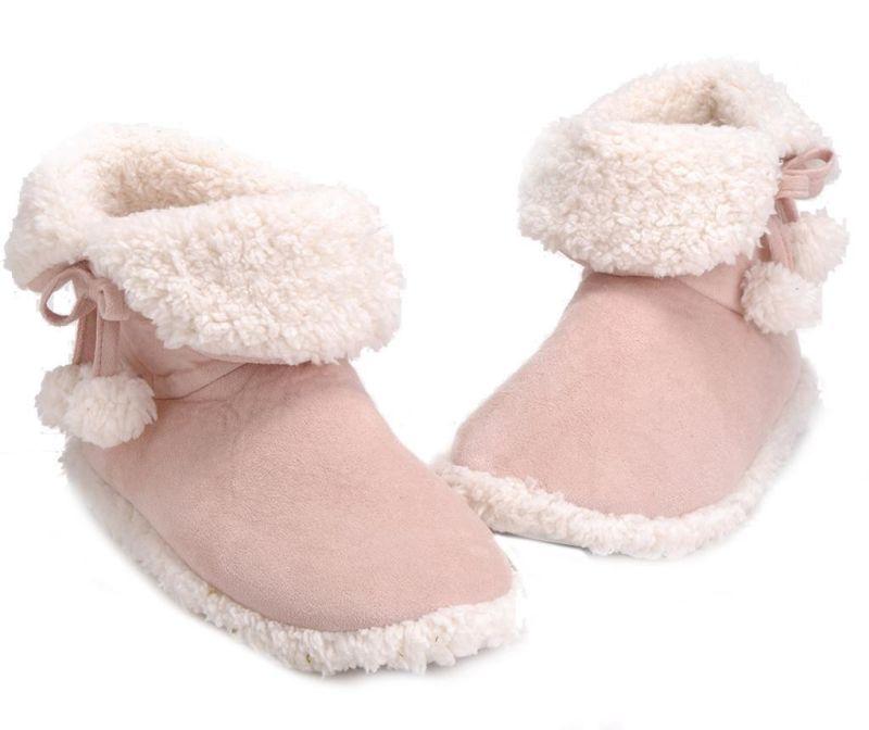 Kućne čizme Pompons Light Pink 39-40