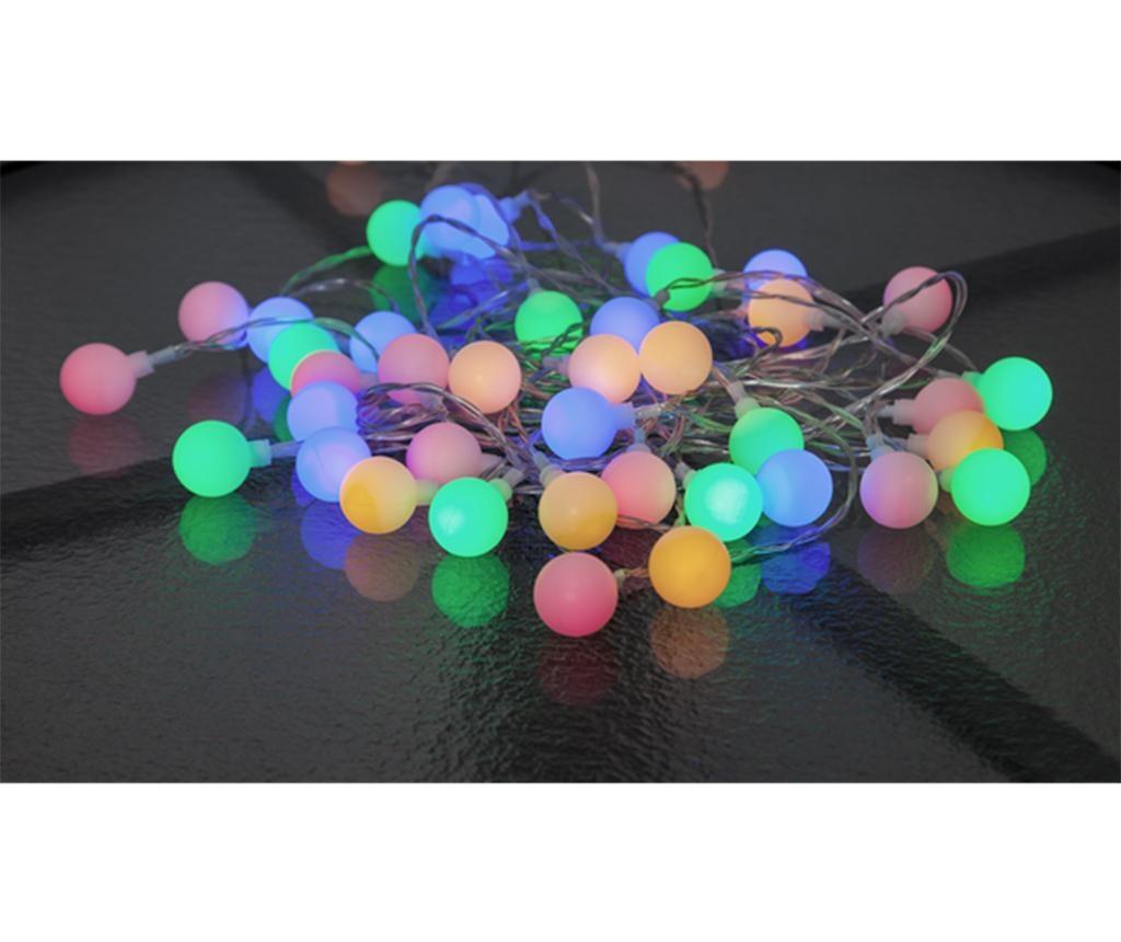 Svjetleća girlanda za vanjski prostor Berry Multicolor