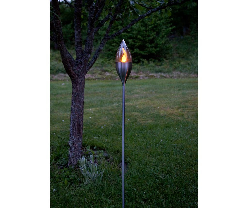 Solarna svjetiljka Olympos Silver