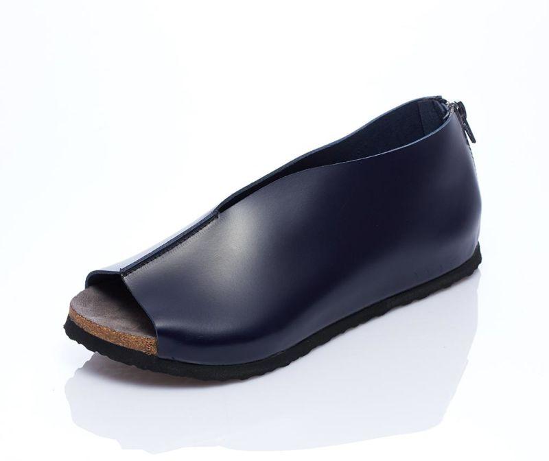 Sandale dama Erika Black 39