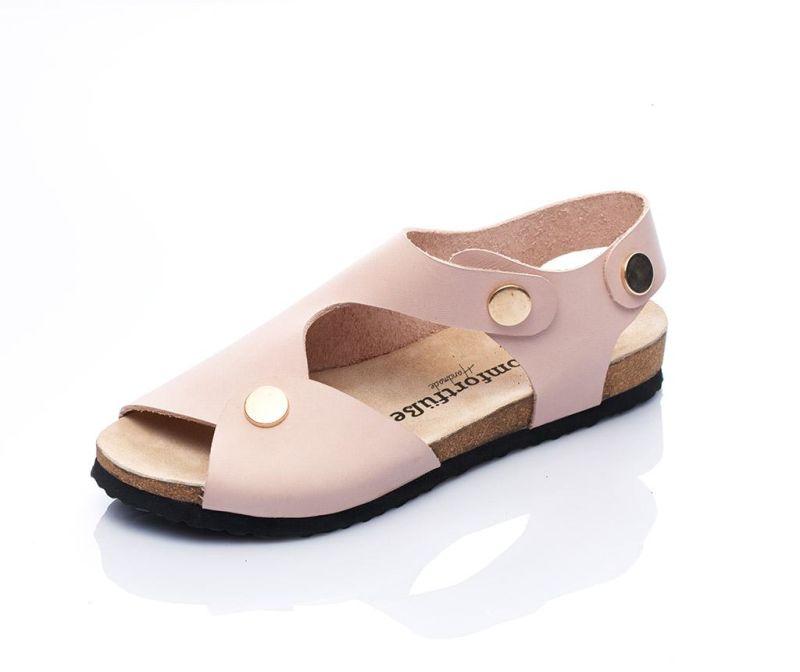 Sandale dama Alida Beige 37