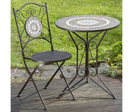 Exteriérový stôl Napoli