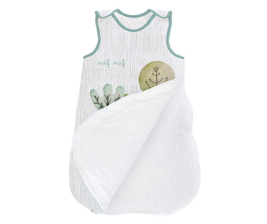 Sac de dormit pentru copii Happy Hipo Aqua 0-6 luni