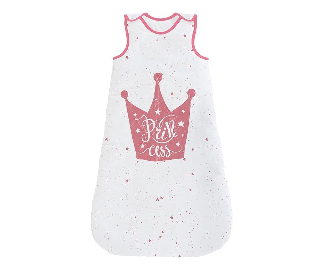 Spalna vreča za dojenčka Princess Pink 6-12 mesecev