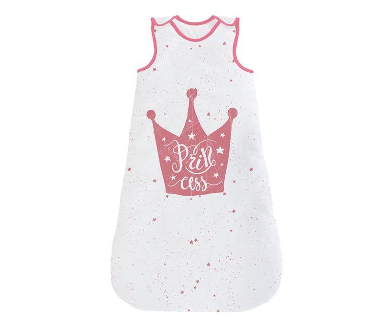 Dječja vreća za spavanje Princess Pink 6-12 mj.