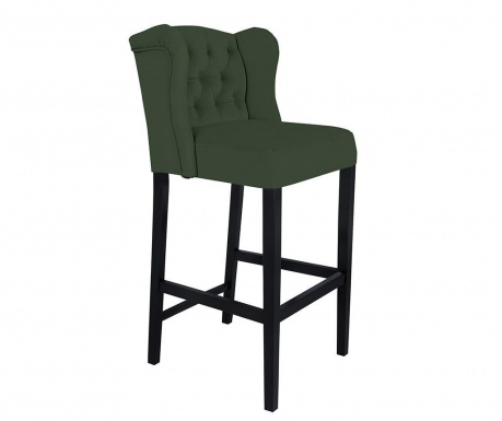 Barová stolička Roco Bottle Green