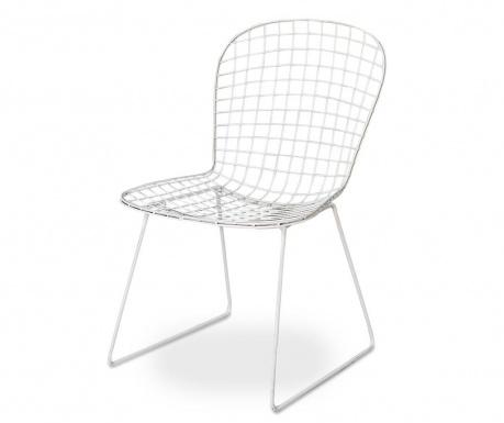 Καρέκλα εξωτερικού χώρου Rete White