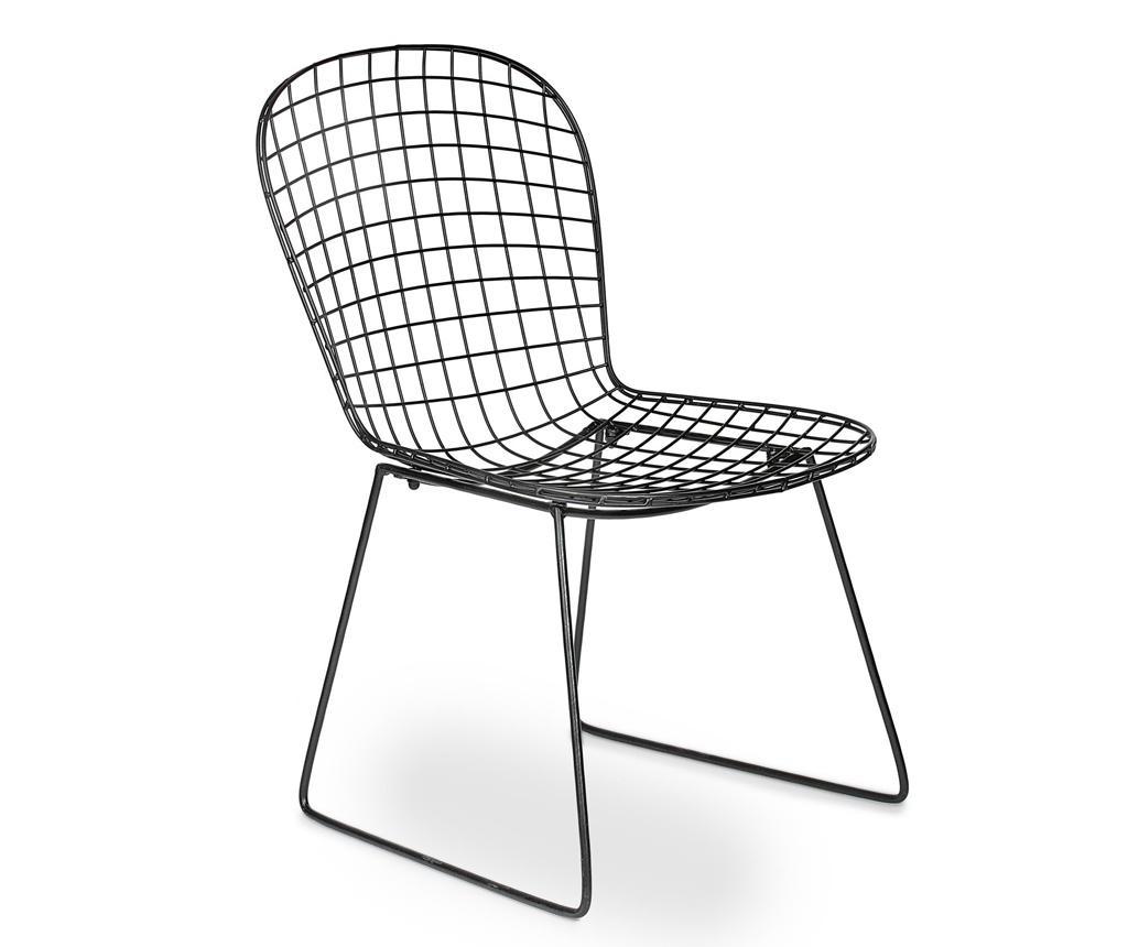 Rete Black Kültéri szék