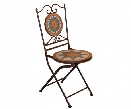 Πτυσσόμενη καρέκλα Mosaic Star