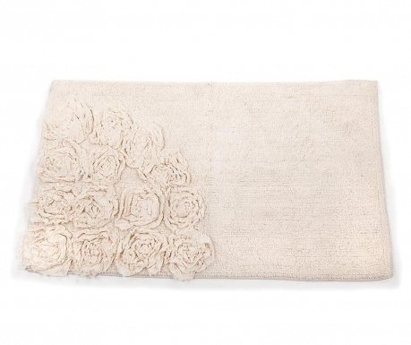 Kupaonski tepih Samia Ivory 50x80 cm