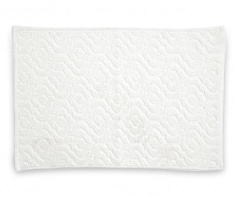 Kupaonski tepih Quinn White 50x80 cm