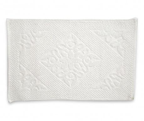 Kora White Fürdőszobai szőnyeg 50x80 cm