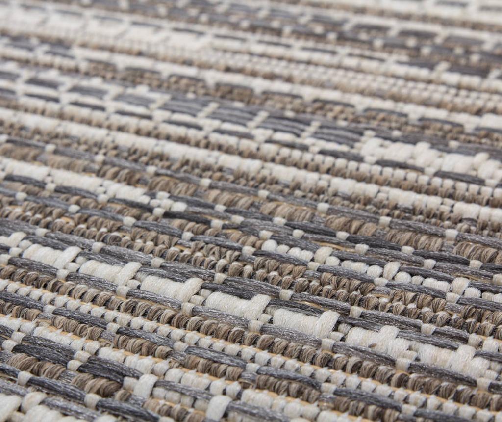 Covor de exterior Patio Beige 120x170 cm
