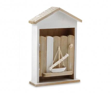 Skrinka na kľúče Sail Boat