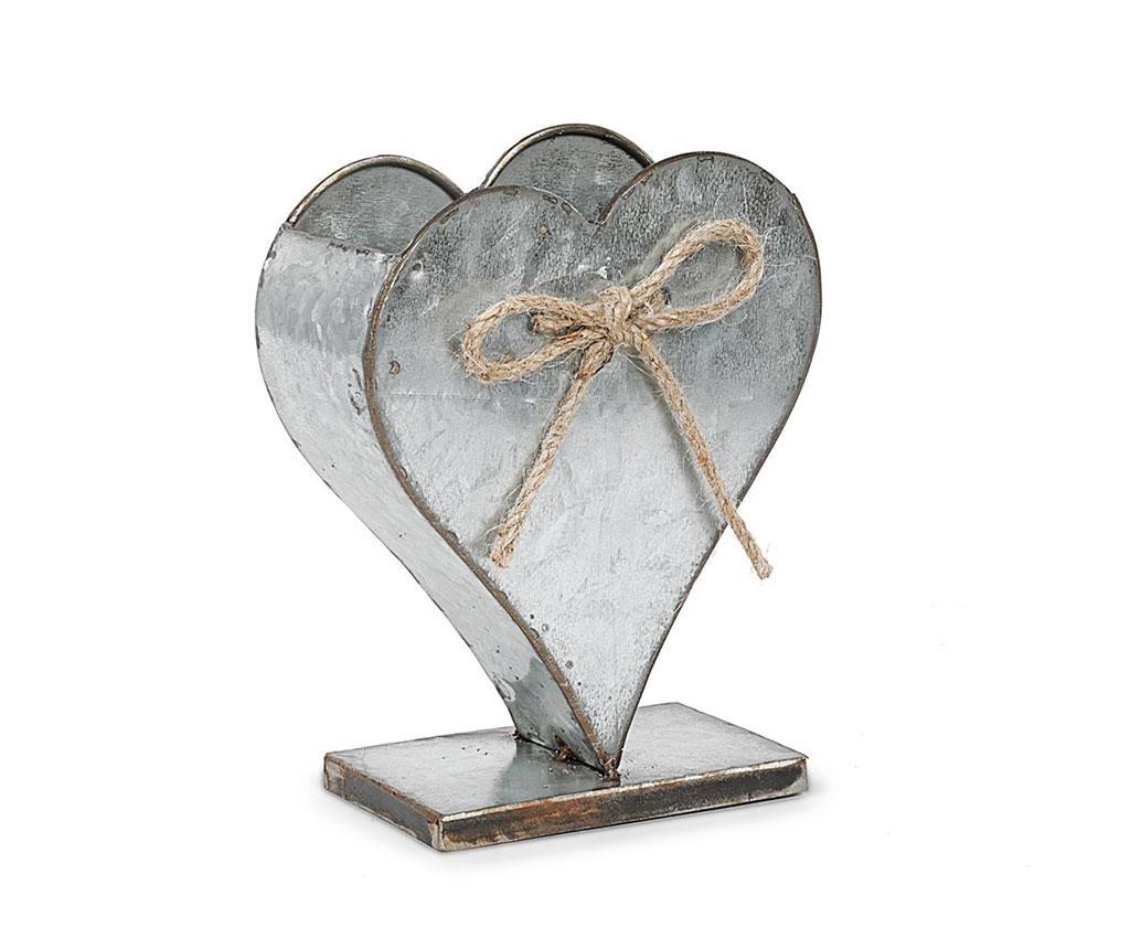 Cador Heart Virágcserép S