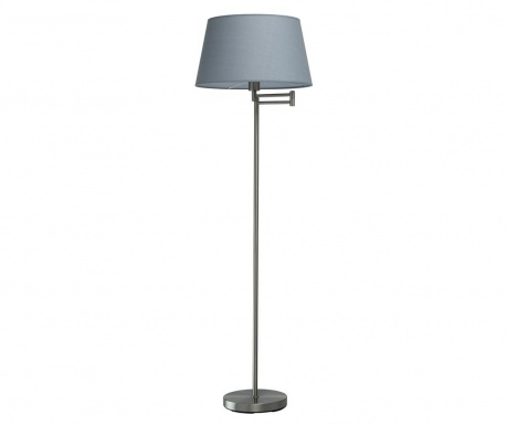 Lampa podłogowa Donavan Silver