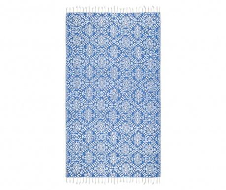 Πετσέτα μπάνιου Pestemal Bianca Soft Blue 100x165 cm