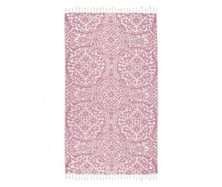 Πετσέτα μπάνιου Pestemal Camelia Pink 100x165 cm