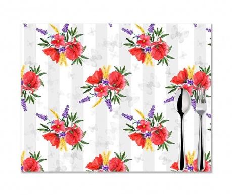 Sada 2 prestieraní Spring Bouquet 33x45 cm