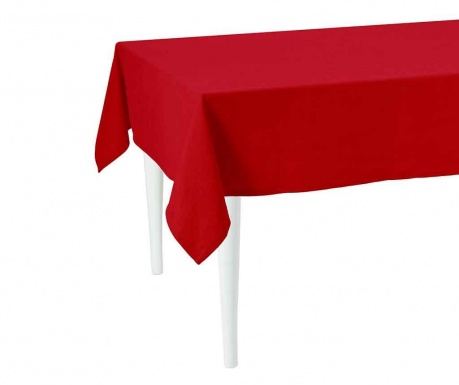 Ubrus Poppy Classic Red