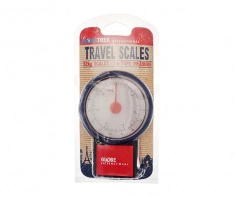 Tehtnica za prtljago Scales Blue