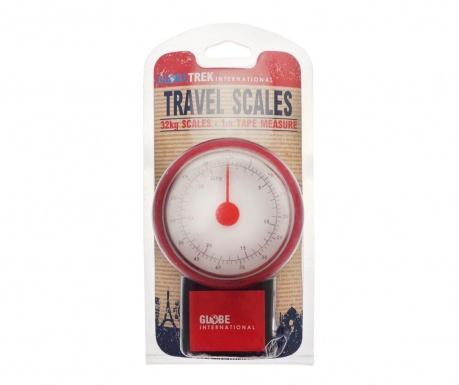 Váha na zavazadla Scales Red