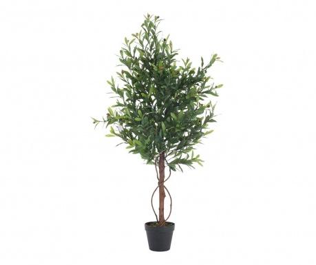 Umelá rastlina v kvetináči Olive Tree
