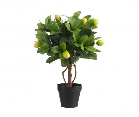 Umelá rastlina v kvetináči Lemon Tree