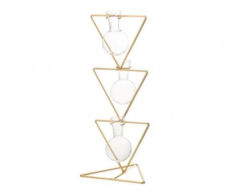 Váza Marisa Triangles Three