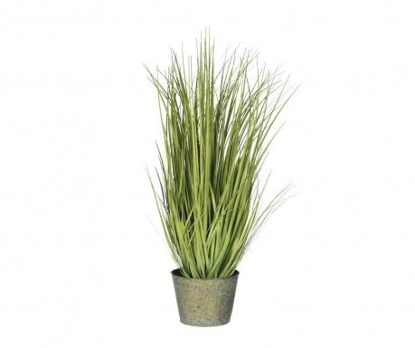 Umelá rastlina v kvetináči Fresh Grass