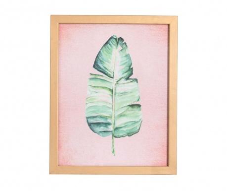 Obraz Tropical Leaf 44x55 cm