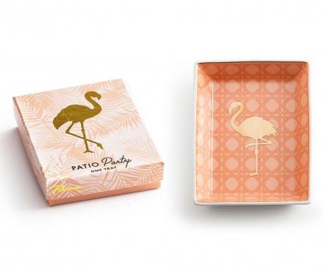 Ukrasni pladanj Flamingo